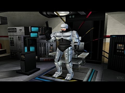 RoboCop PS2 Gameplay HD (PCSX2)