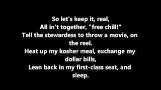 Lupe Fiasco  - Paris, Tokyo [ Lyrics on Screen ]