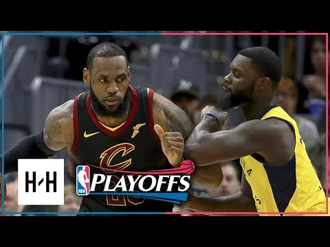 Indiana Pacers Vs Cleveland Cavaliers - Game 7 - Highlights   April 29, 2018   2018 NBA Playoffs