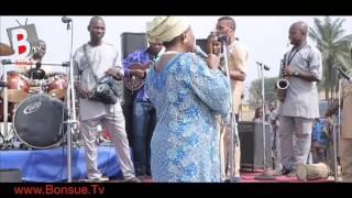Video Evangelist FUNMI ARAGBAIYE performance at the Coronation of the new OTUNBA of IKARE LAND