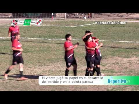 El Deportivo Tv P28B01 - Resumen Atl. La Falda vs River #Fecha26