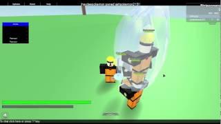 ROBLOX : Naruto Shippuden Ultimate Ninja Impact Spam Glitch