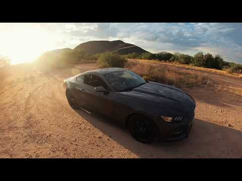 How fast is a stock Mustang Ecoboost?