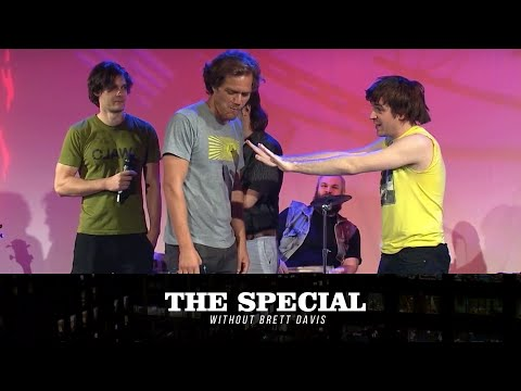 Michael Shannon & Corporal Face Off With Craig on The Special Without Brett Davis