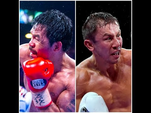 BREAKING ! MANNY PACQUIAO AIMING FOR A FIGHT WITH GENNADY GOLOVKIN!!