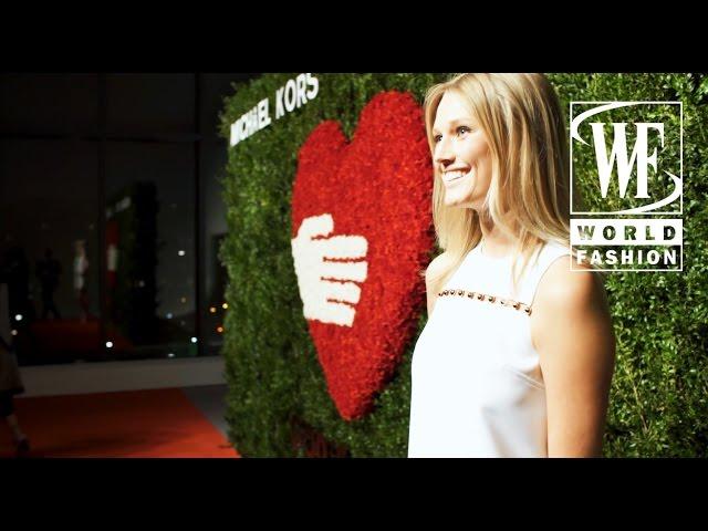 Michael Kors Golden Heart Awards
