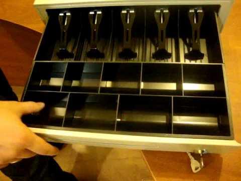 Денежный ящик S 16 / Сash drawer S 16