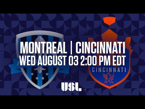 WATCH LIVE: FC Montreal vs FC Cincinnati 8-3-16