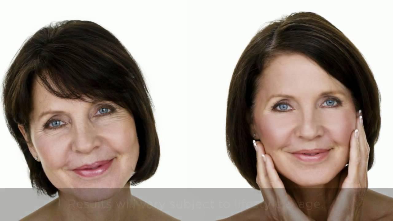 Micro current facial sculpting