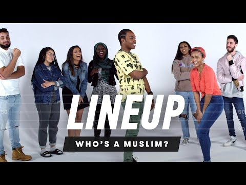 Guess Who's Muslim | Lineup | Cut from YouTube · Duration:  12 minutes 35 seconds
