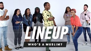 Guess Who's Muslim | Lineup | Cut