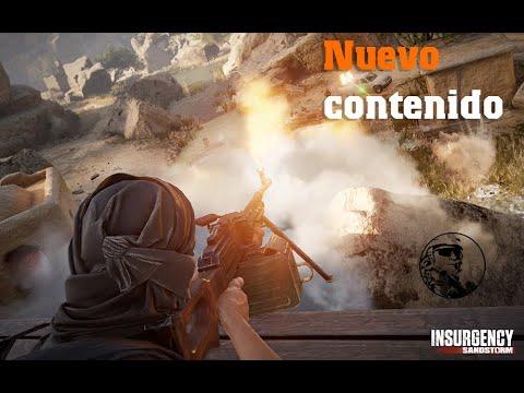 Insurgency Sandstorm | Nuevo contenido | Gameplay Español