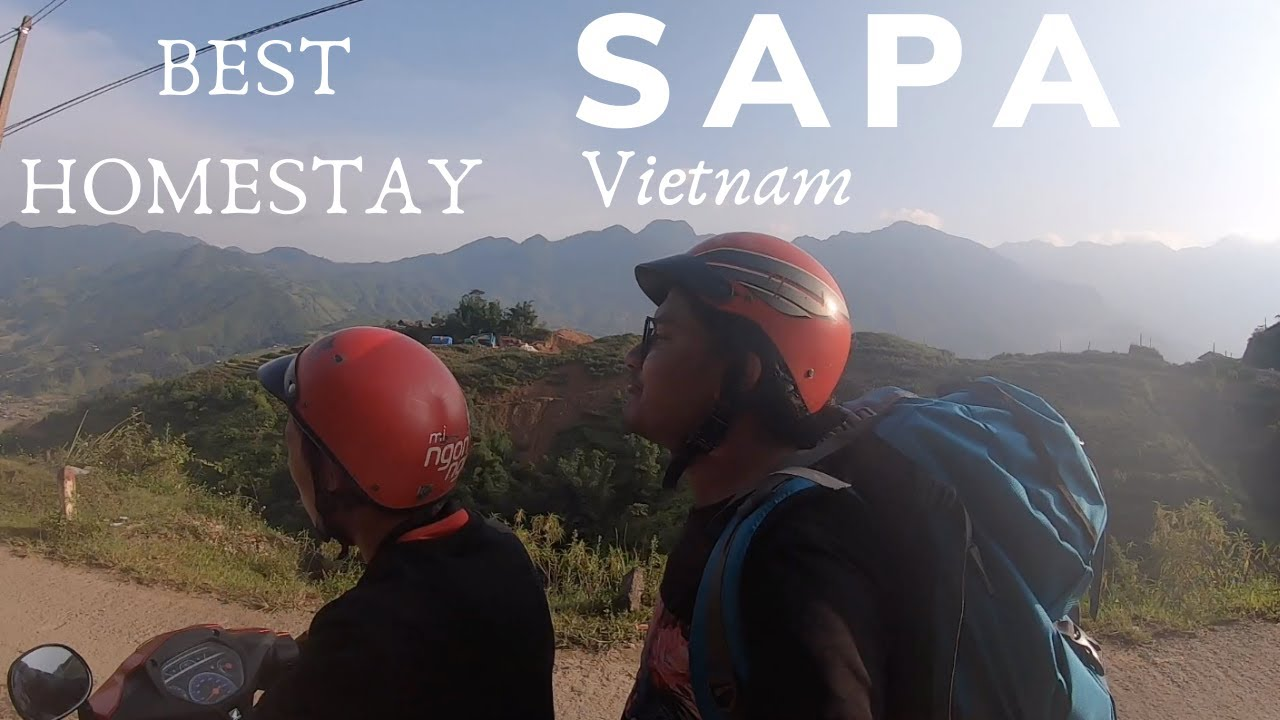 SAPA Vietnam | Two Amazing Days in Sapa | Best Homestay Ever | Backpacking Vietnam