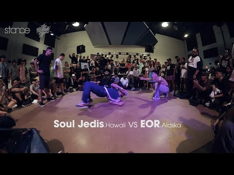 Soul Jedis vs EOR ► .stance ◄ The Melting Pot 2017