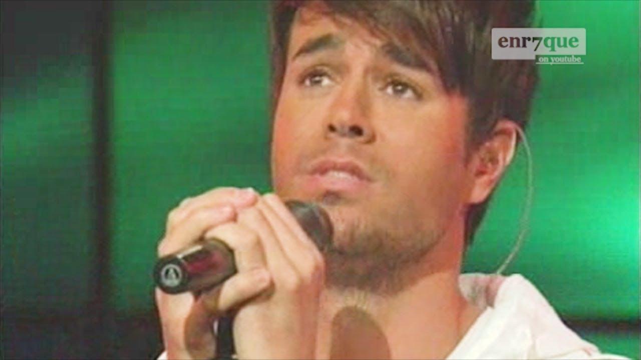 Download Enrique Iglesias & Sean Garrett - Away (LIVE)