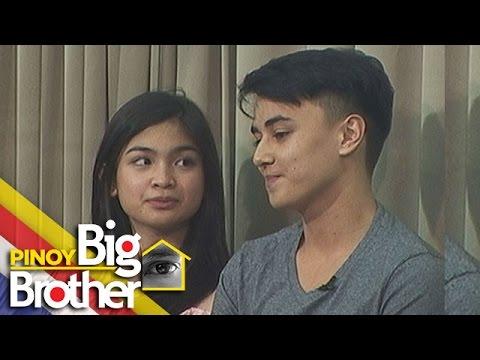Pinoy Big Brother Season 7 Day 58: Edward at Heaven, nagtapat na sa isa't isa