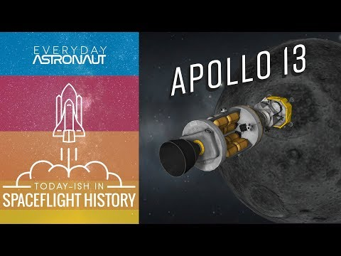 Apollo 13 (Today-ish in Spaceflight History)