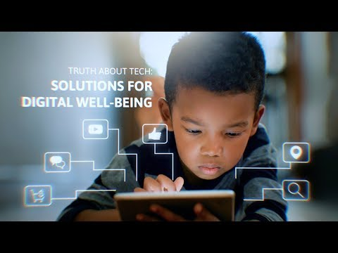 Truth About Tech: Solutions For Digital Well-Being