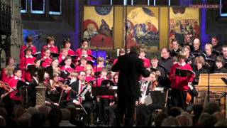 """""""Gloria"""" der Knabenchor der Chorakademie Dortmund singt Vivaldi"""