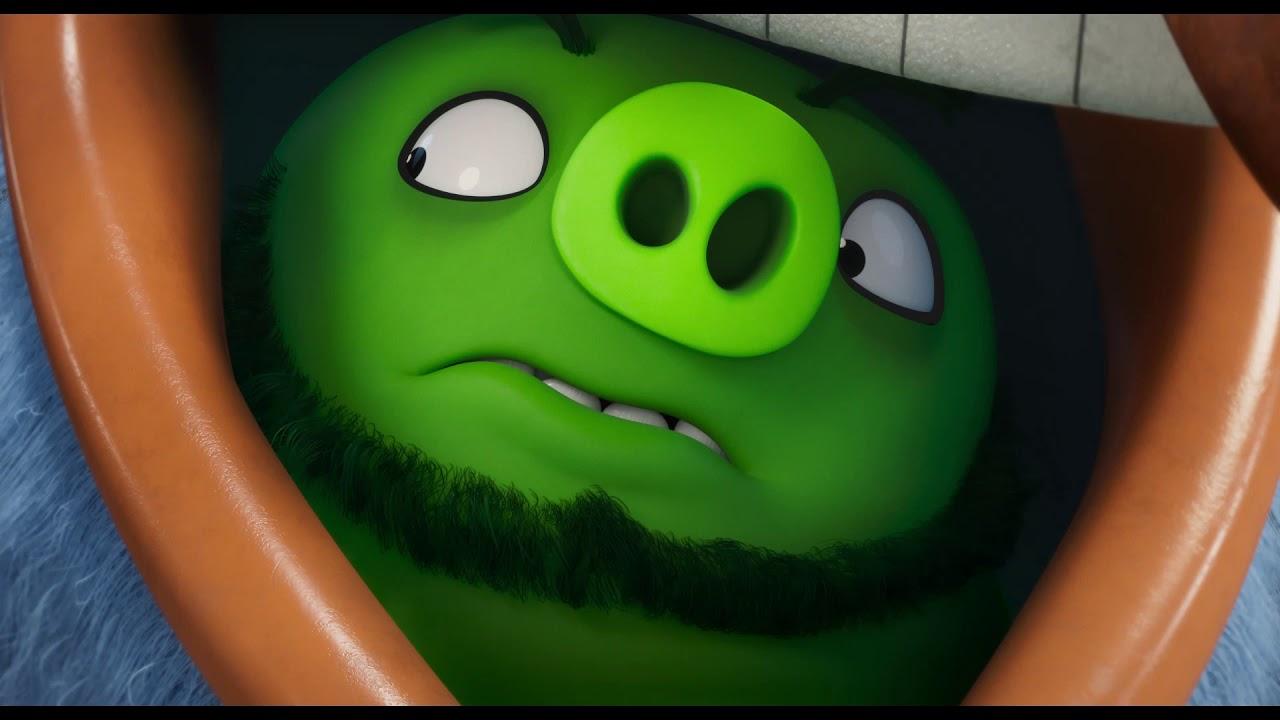 The Angry Birds Movie 2 Key Card Clip Youtube