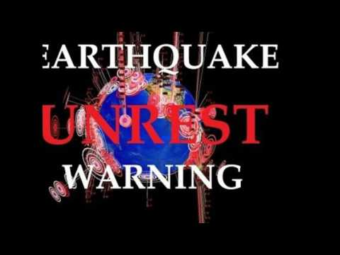 Major Earthquake Warning for the West Coast of the United States!