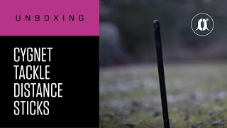 CARPologyTV - Cygnet Tackle Distance Sticks Unboxing Review