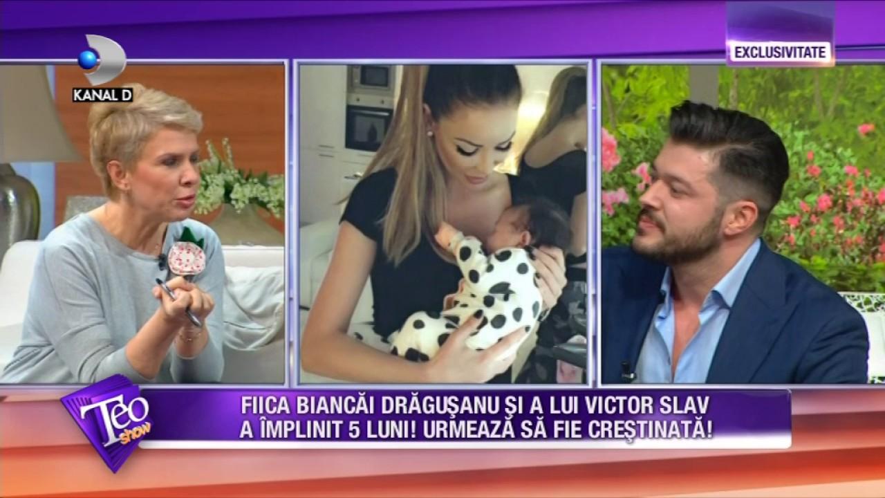 fdb15113e1 Teo Show (03.03.2017) - Bianca Dragusanu si Victor Slav