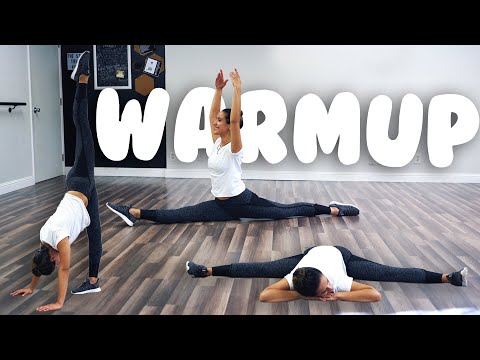 How To Warmup Before Dance Class I Daily Stretch Routine