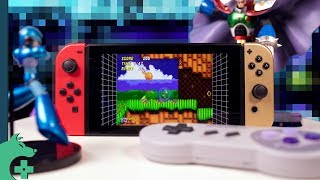 Every Retro Game that is already available on the Nintendo Switch eShop