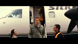 Embraer EMB-120 (Brasilia) scene in the movie The Proposal