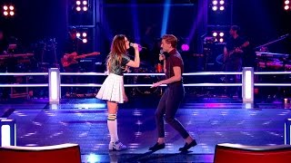 Mitch Miller Vs Morven Brown - Battle Performance: The Voice UK 2015 - BBC One