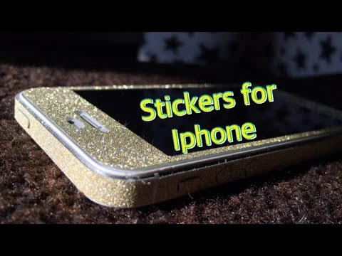 Skin Stickers & Protectors For Iphone