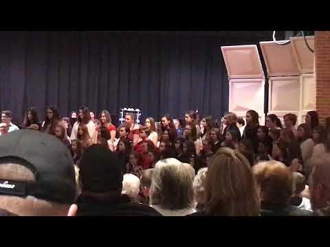 Dover Intermediate School Concert 2019