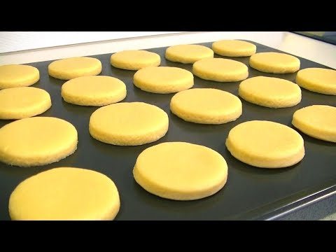 БЫСТРОЕ Печенье На МОЛОКЕ.