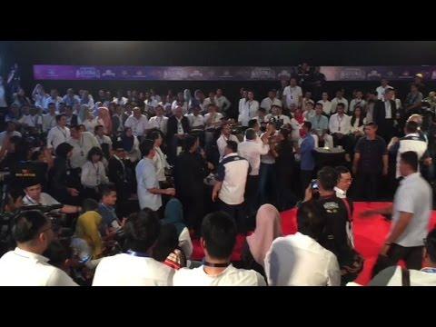 David Teo ditampar depan PM