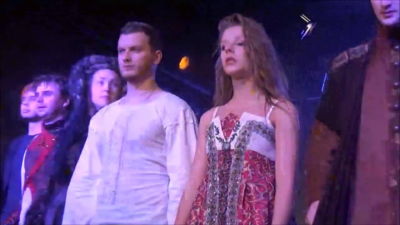Спектакль ромео и джульетта лиза арзамасова и филипп бледный игра никилодиун черепашки ниндзя