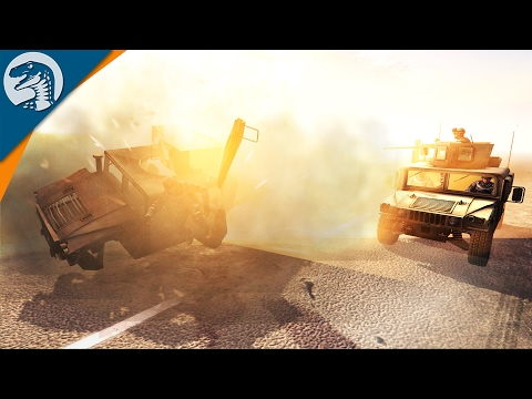 AMERICAN CONVOY UNDER FIRE & GIANT UPRISING | SirHinkel's Mod | Call to Arms Multiplayer Gameplay