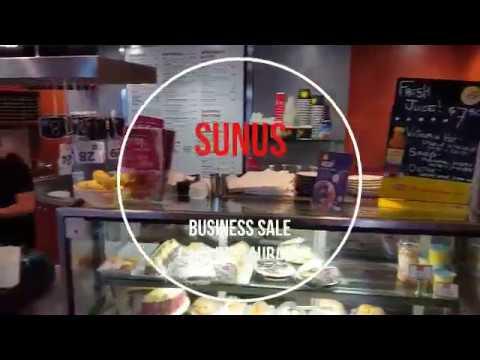 Brisbane Cafe Restaurant for SALE - SUNUS (bssce)