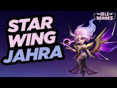 Idle Heroes - STAR WING JAHRA