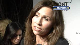Minnie Driver Oxfam America and Esquire House LA Host The Oxfam Party 111810 YT