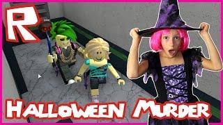 Murder Mystery Halloween Style / Roblox