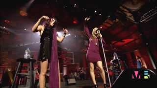 Joss Stone & LeAnn Rimes Live at Crossroads HD   Nothin` better to do