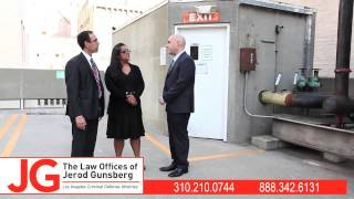 Los Angeles Attorney Gives Advice For Domestic Violence Defense Cases