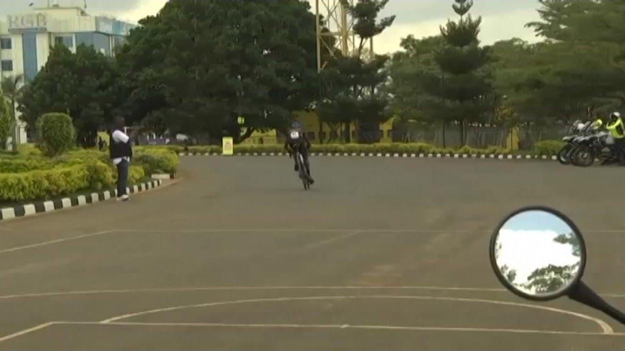 Rwanda, CYCLISME : PROLOGUE DU TOUR DU RWANDA