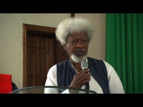 Nigeria's Solyinka and Kuti react to attacks