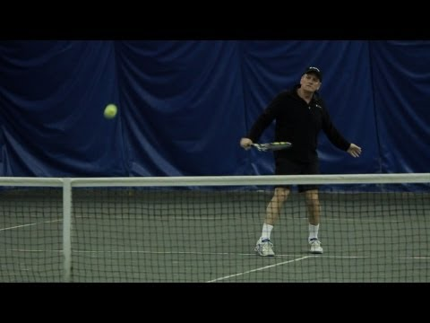 How to Hit a Drop Shot   Tennis Lessons