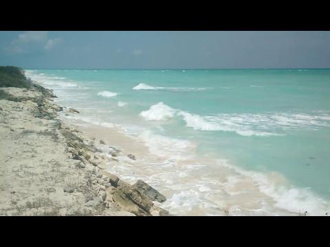 Isla Blanca Playa paradisiaca.