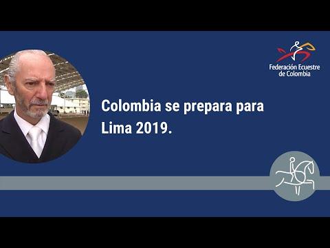 Colombia se prepara para LIMA 2019