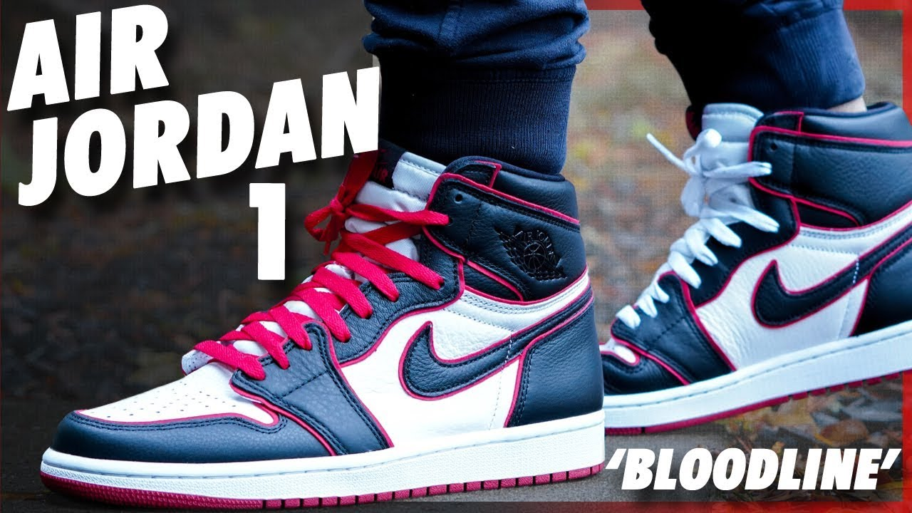Why Did The Air Jordan 1 Bloodline Flop Youtube