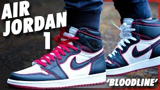 Why Did the Air Jordan 1 'Bloodline' Flop ?
